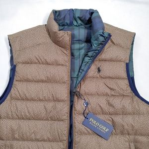 Polo Ralph Lauren Reversible Down Quilted Vest